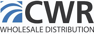 CWR Wholesale Distributors Logo